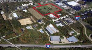 Brecksville Miller Rd 40 acres